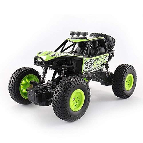 4 canales Monster de alta velocidad RC Buggy, de 1/20 Escalada todo terreno Bigfoot rc camiones, antideslizante absorción de choque y recargable del coche de RC, del cumpleaños del niño de control rem