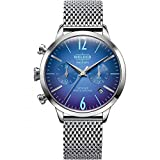 WWRC615 Welder Moody - Reloj para Mujer en Acero con crono y Calendario.
