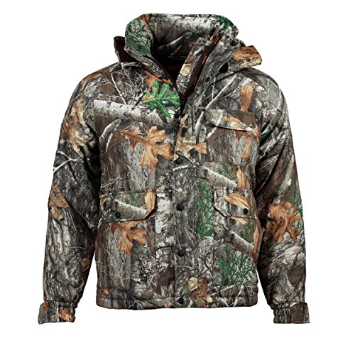 Gamehide Deerhunter Parka (Realtree Edge, Large)