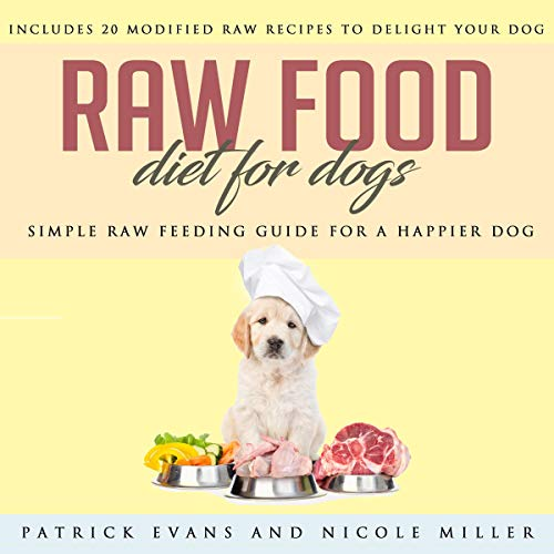 Raw Food Diet for Dogs cover art