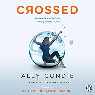 Crossed cover art