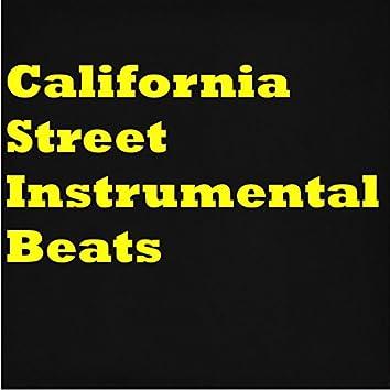 California Street Instrumental Beats
