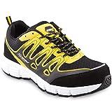 Zapato Seguridad Workfit Speed Amarillo Talla 43