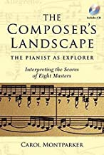 The Composer's Landscape: The Pianist as Explorer - Interpreting the Scores of Eight Masters (Amadeus)