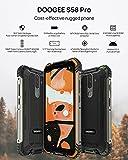 Zoom IMG-1 rugged smartphone doogee s58 pro