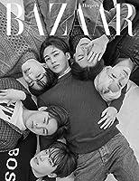 表紙:SEVENTEEN 個人メンバー/BAZZAR(バザール)1月号2021年【10点構成】/韓国歌手/k-pop/K-POP/韓国雑誌/セブンティーン3種中1種選択可能 (BAZZAR D型)