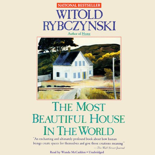 The Most Beautiful House in the World audiobook cover art