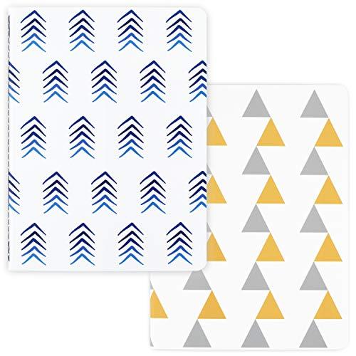 Tabitha Wilde A5 - Cuaderno de notas (2 unidades, con rayas, color...