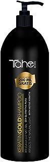 Tahe Botanic Gold Champú Keratin 1000 Ml 1000 ml