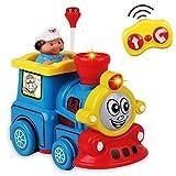 Toy Galaxy My First RC Toy Train | Radio Controlled Cartoon...
