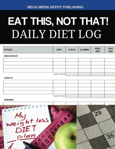 Eat This, Not That Daily Diet Log