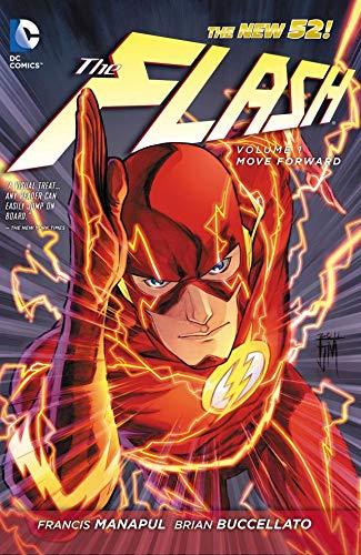 The Flash (2011-2016) Vol. 1: Move Forward (English Edition)