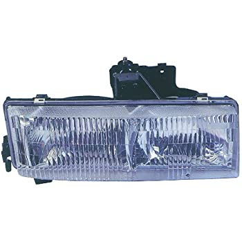 Depo 335-1140R-AC7C Chevrolet HHR Right Hand Side CAPA Certified Head Lamp Assembly