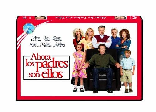 Ahora Los Padres Son Ellos - Edici??n Horizontal (Import Movie) (European Format - Zone 2) (2012) Robert De