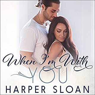 When I'm with You audiobook cover art
