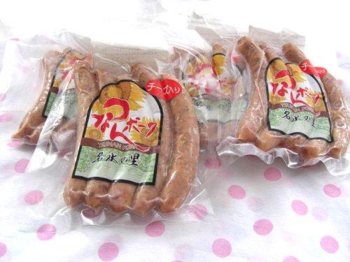 津南町 ウイルスフリーポークを手作りウインナーチーズ5本×6袋 (冷凍にて配送)
