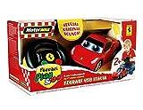 Sablon 500244 - Motorama Ferrari Italia 458, mein erstes ferngesteuertes Auto,rot/gelb
