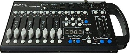 Ibiza LC192DMX-MINI DMX-Controller