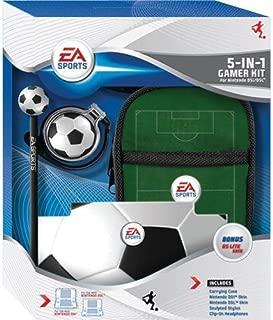 EA Sports 5-IN-1 Gamer Kit for Nintendo DSi and DS Lite (Soccer)