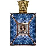 BLUE WIZARD By Royal Creed. France. Eau De Parfum Spay for Men. 100ml (3.4 oz). Wt 680 gm. Box Size 17 x 11.5 x 6 cm