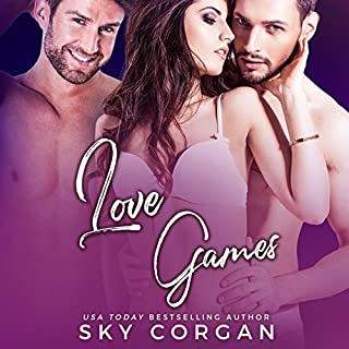 Love Games audiobook cover art