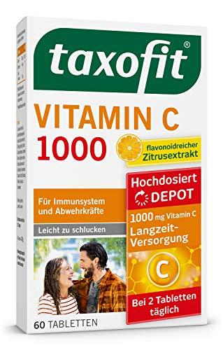 taxofit Vitamin C 1000 Depot, 60 Stück
