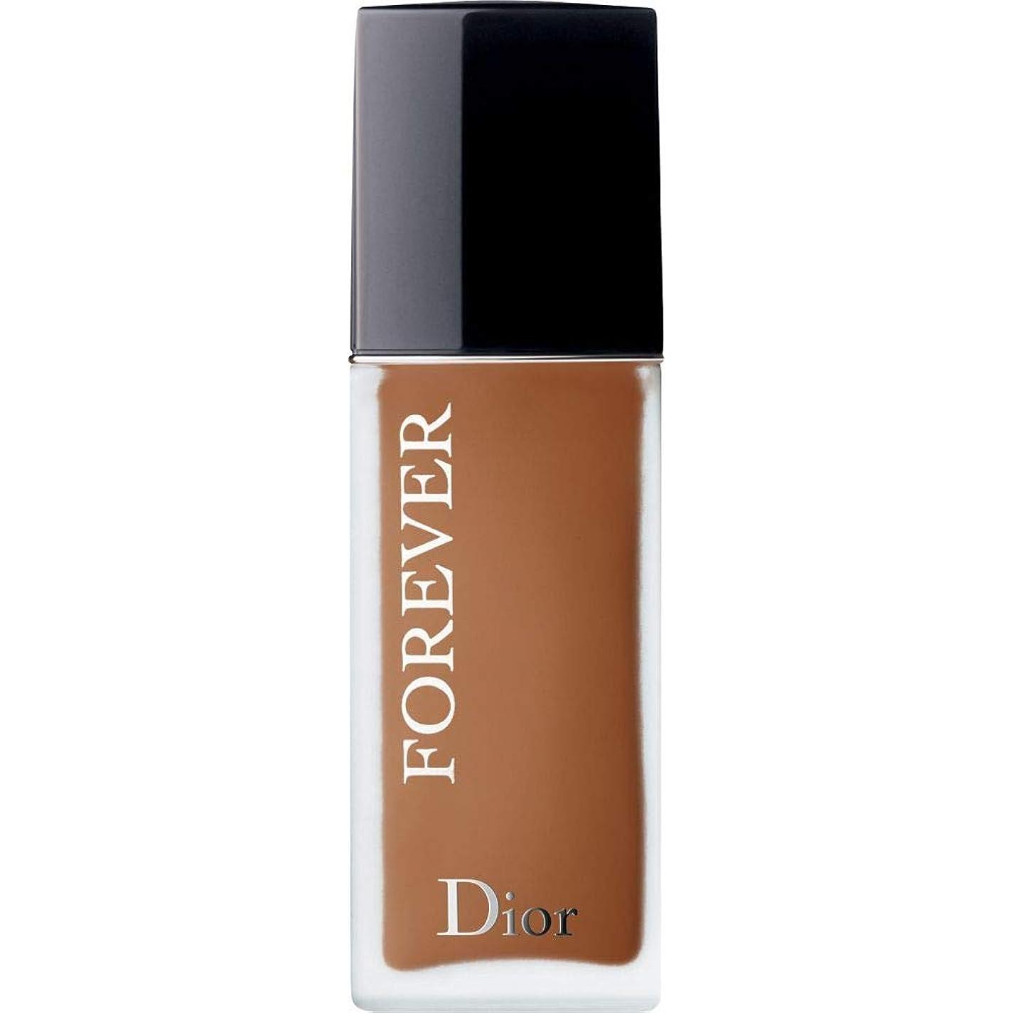 責基礎理論ボール[Dior ] ディオール永遠皮膚思いやりの基盤Spf35 30ミリリットルの6N - ニュートラル(つや消し) - DIOR Forever Skin-Caring Foundation SPF35 30ml 6N - Neutral (Matte) [並行輸入品]
