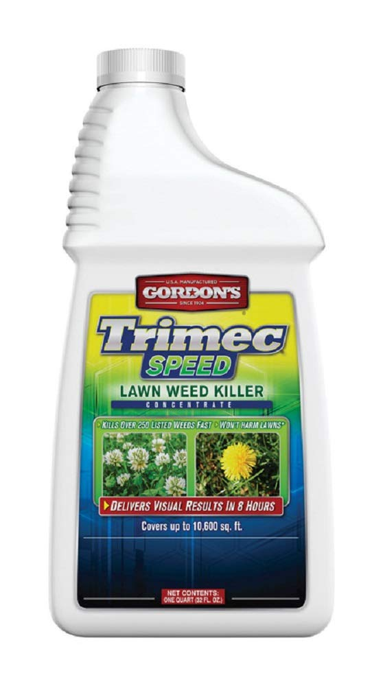 GORDON'S Trimec Speed Lawn Super-cheap Weed Quart Indefinitely 810 Concentrate 1 Killer