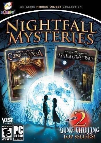 Nightfall Mysteries Fright Pack