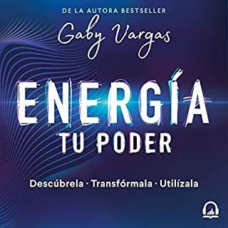 Energía: tu poder [Energy: Your Power] audiobook cover art