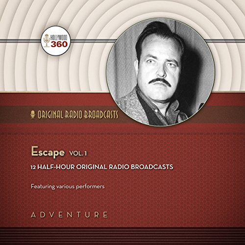 Escape, Vol. 1 audiobook cover art