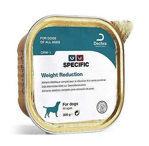Specific CRW 1 Weight Reduction 6 x 300 g Feuchtfutter für Hunde