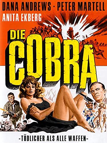 Die Cobra - Tödlicher als alle Waffen