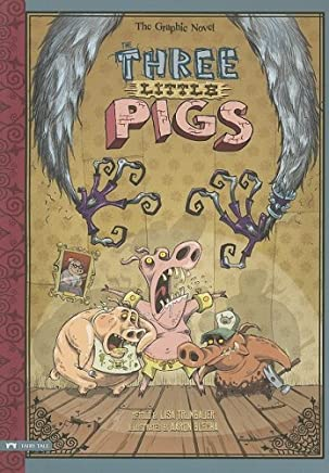 The Three Little Pigs: The Graphic Novel (Graphic Spin) (2010-01-01)