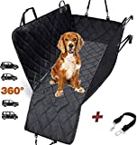 Best Car Seat Covers - AMZPET Dog Car Seat Cover for Dogs, Waterproof Review