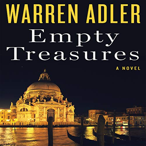 Empty Treasures audiobook cover art