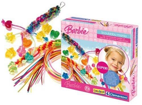 Clementoni - Jueguete de modelismo Barbie