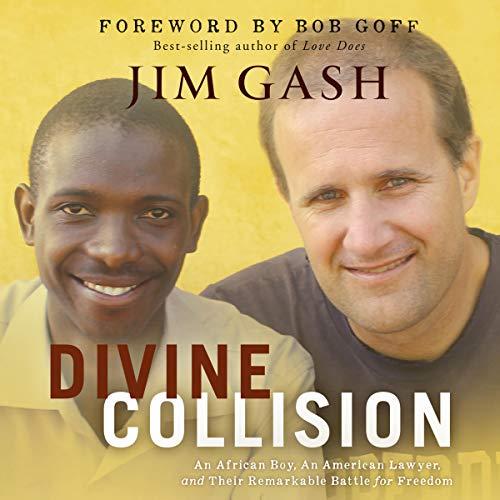 Divine Collision audiobook cover art