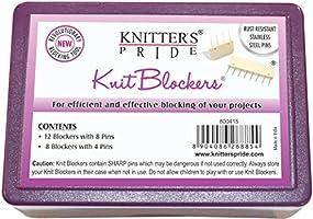 Knitter's Pride KP800415 Knit Blockers & Pin Kit