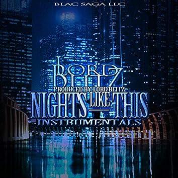 Nights Like This (Instrumentals)