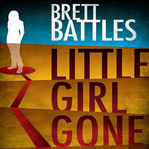 Little Girl Gone audiobook cover art
