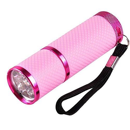 Led Flashlight High Power Outdoor Lights LED Bulb Lamp Flashlight Mini Torch Led Night Light Focus Adjustable LED Lighting Lamp Flashlight Torch for Hiking Camping TravelingHome UsingRandom Color