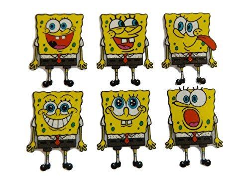 SpongeBob Platz Hose weich zum aufbügeln wärmetransfer kleidung aufnäher von fat-catz-copy-catz