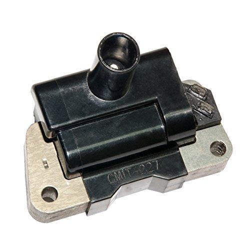 King Auto Parts Ignition Coil for 1.6L 2.4L KA24DE 22433-F4302 22433-Om200 CM1T-227 224330m200 CM1T227 22433F4302