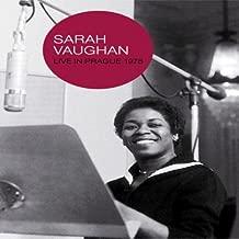 Sarah Vaughan: Live in Prague 1978