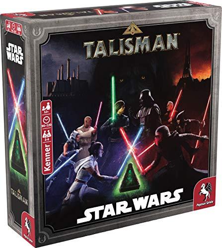 Pegasus Spiele 56110G Talisman: Star Wars Edition