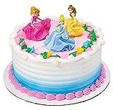 DecoPac Disney Princess Once Upon A Moment DecoSet Cake Topper