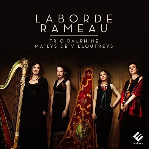 Trio Dauphine & Maïlys De Villoutreys
