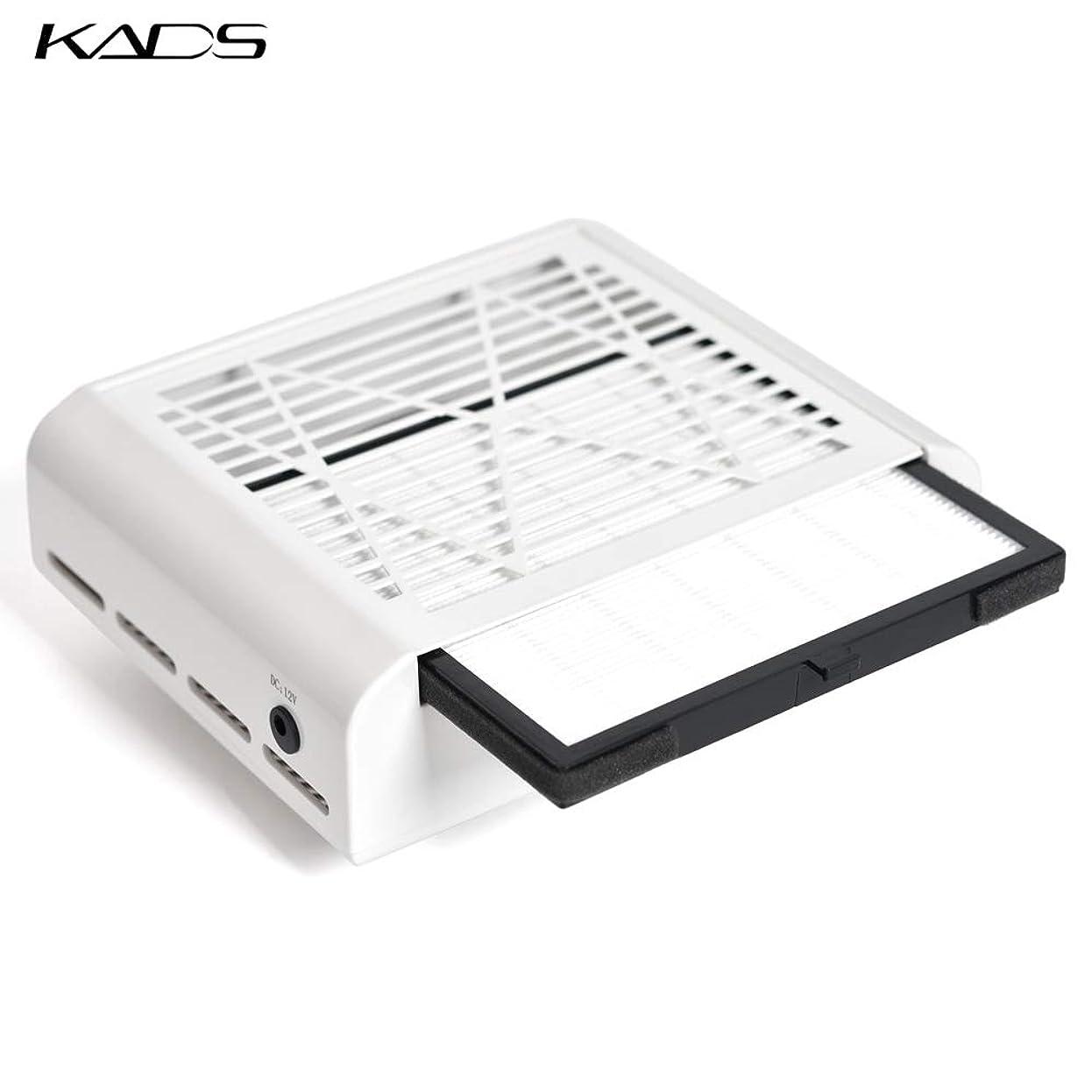 統治可能アイデア無知KADS ネイルダスト集塵機 ネイルダストコレクター サロンサクションダストコレクター ネイルダストクリーナー ジェルネイル機器 ネイルケア用