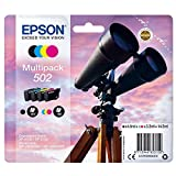 Epson C13T02V64020 Multipack 4-colours 502 Ink